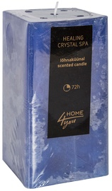 Ароматическая свеча Home4you Candle Healing Crystal Spa 7.5x7.5xH15см