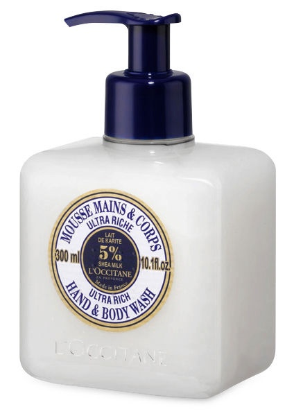 L´Occitane Shea Butter Ultra Rich Hand & Body Wash 300ml