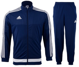 Adidas Tiro 15 Training Suit S22290 Navy S