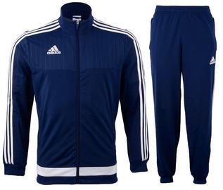 Adidas Tiro 15 Training Suit S22290 Navy S