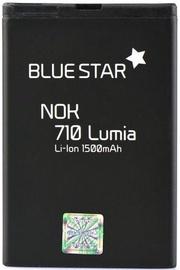 BlueStar Battery For Nokia Lumia 610/710/Asha 303/603 Li-Ion 1500mAh Analog