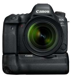 Canon EOS 6D Mark II 24-70mm f/4L IS USM + BG-E21 Black
