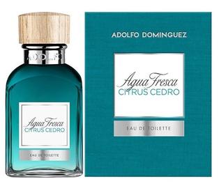 Tualetes ūdens Adolfo Dominguez Agua Fresca Citrus Cedro 60ml EDT