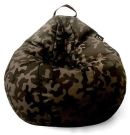 Sėdmaišis Qubo Comfort 90 Fit Camouflage Pop