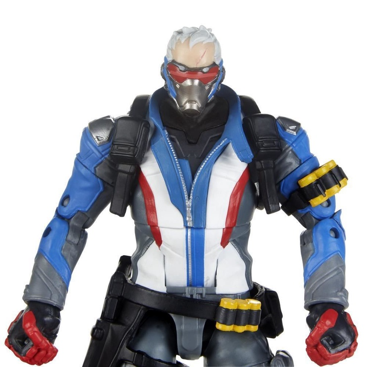 Žaislinė figūrėlė Hasbro Overwatch Ultimates Series Soldier 76 And Shrike Skin Dual Pack E6495ES0