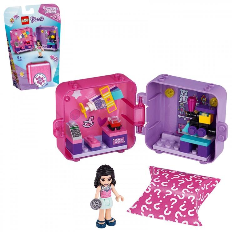 Конструктор LEGO Friends Emma's Shopping Play Cube 41409