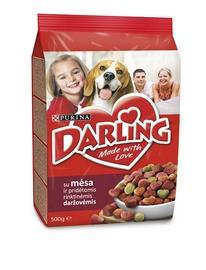 Koeratoit Darling liha ja juurviljadega, 500 g