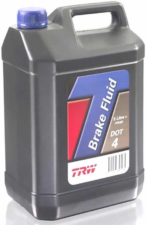 TRW Brake Fluid DOT4 5l PFB405