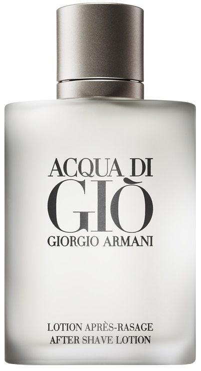 Pēc skūšanās losjons Giorgio Armani Acqua di Gio, 100 ml