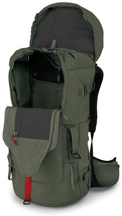 Osprey Archeon 45 Mens Backpack L/XL Stonewash Black