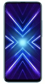 Mobilusis telefonas Huawei Honor 9X Sapphire Blue, 128 GB