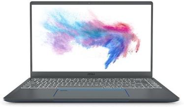 "Nešiojamas kompiuteris MSI Prestige 14 A10SC-018PL Gray PL Intel® Core™ i7, 16GB/512GB, 14"""