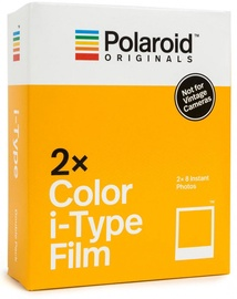 Polaroid Color i-Type Film 2x8pcs