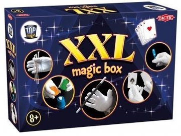 Tactic Top Magic XXL Magic Box Set 40167