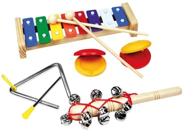 Bino Musical Set 4pcs 86590