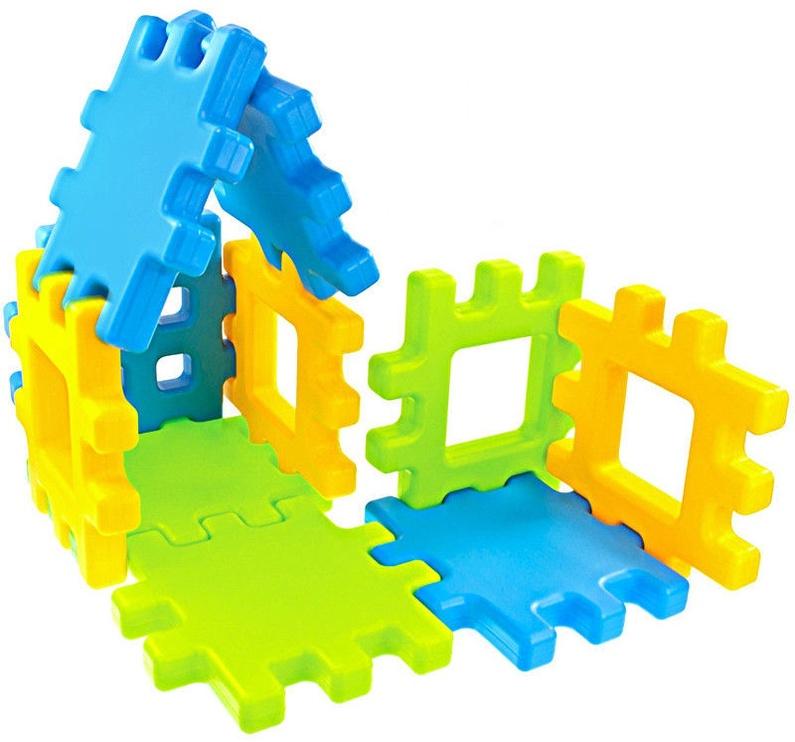 Mochtoys Big Waffel Blocks 11237
