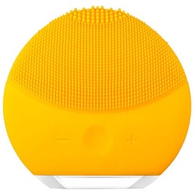 Forever Lina Mini Ultrasonic Facial Cleansing Brush Yellow