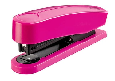 Novus B2 Desktop Stapler Color ID Pink