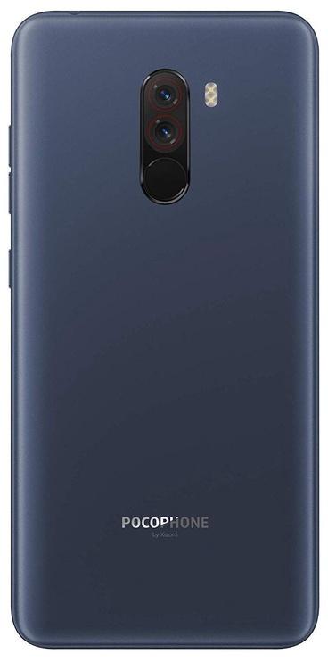 Mobilusis telefonas Xiaomi Pocophone F1 Blue, 128 GB