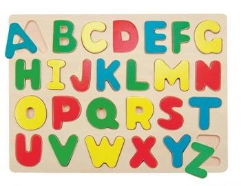 Woody Educational Puzzle Alphabet 90068