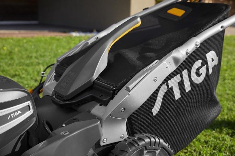 Akutoitel muruniiduk Stiga Twinclip 950 SQ AE