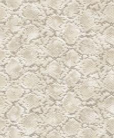 Обои BN Grand Safari 220541, виниловые, белый/серый/кремовый