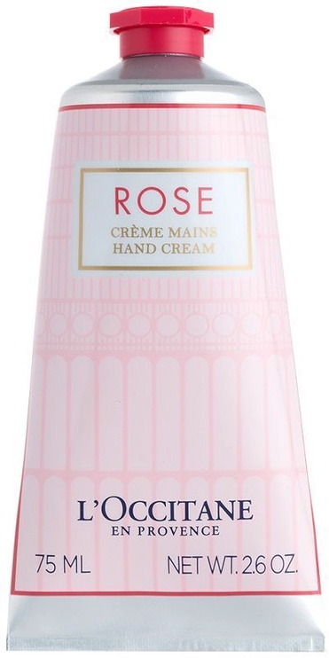 L´Occitane Rose Hand Cream 75ml