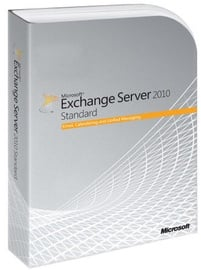 Microsoft Exchange Server 2010 Standard DVD OLP-NL SA 1 User CAL Government