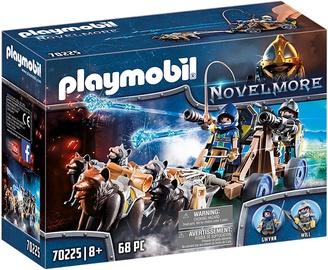 Konstruktors Playmobil Wolf Team Novelmore 70225, 68 gab.