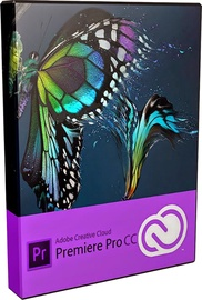 Adobe Premiere Pro CC 1 Year Electronic Licence