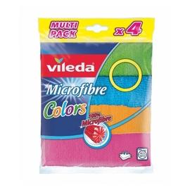 Mikropluošto šluosčių komplektas Vileda, 4 vnt