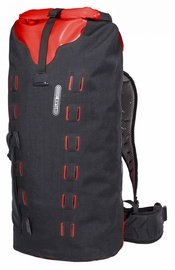 Ortlieb Gear-Pack 40l Black Red