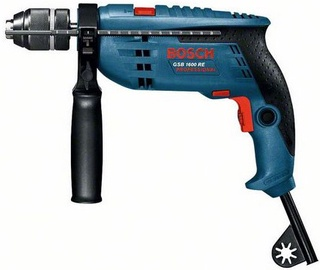Bosch GSB 1600 RE Impact Drill Set