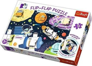 Trefl Flip Flap Puzzle Cosmos 36pcs 14272