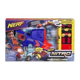 Žaislinis šautuvas Nerf Flashfury, nuo 5 m.