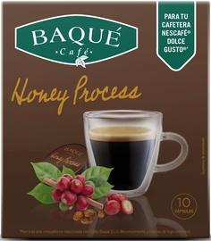 Cafe Baque Honey kavos kapsulės, 10 vnt.