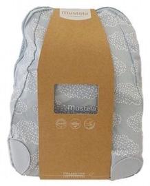 Mustela Baby Backpack 5pcs Set 340ml Grey
