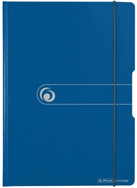 Herlitz Clipboard Folder Easy Orga A4 11217213 Blue