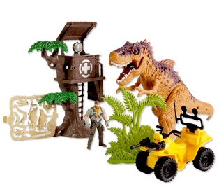 Žaislinė figūrėlė Chap Mei Dino Valley Treehouse Assault 542087