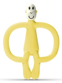 Matchstick Monkey Teether Monkey 3m+ Yellow