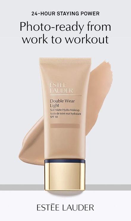 Estee Lauder Double Wear Light Soft Matte Hydra Makeup SPF10 30ml 1W2