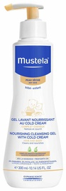 Mustela Dry Skin Nourishing Cleansing Gel With Cold Cream 300ml