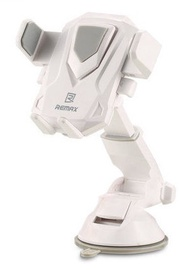 Remax Transformer Telescopic Car Mount Holder White