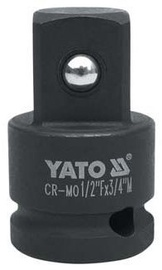 Yato YT-1067 Impact Socket Adapter 1/2'' x 3/4'' 48mm