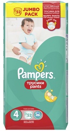 Pampers Pants S4 52