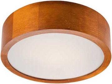 Lamkur Wood 26909 Ceiling Lamp 60W E27 Wood