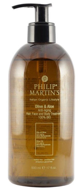 Philip Marti's Olive & Aloe Anti-Aging Treatment 500ml