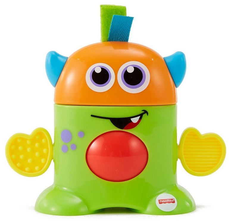Fisher Price Tote Along Monsters FHF83