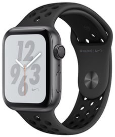 Apple Watch Series 4 40mm NIKE+ Aluminum Space Grey/Black Band