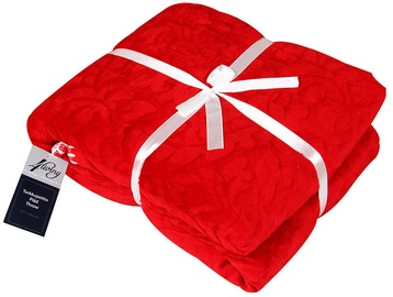 4Living Monaco Blanket 127x152cm Red